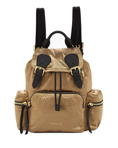 Prorsum Medium Rucksack Satin Backpack