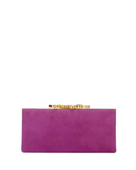 Jimmy Choo Celeste Small Frame Clutch Bag