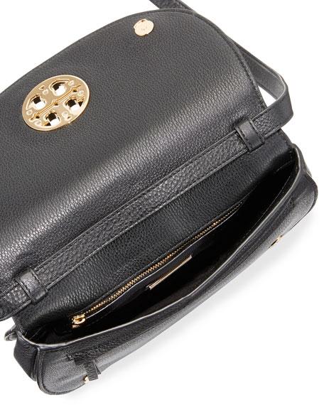 Jamie Leather Clutch Bag