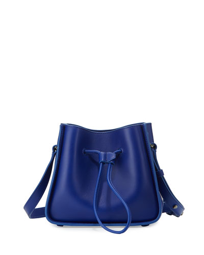 Soleil Mini Drawstring Bucket Bag