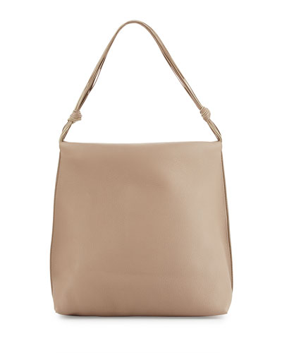 Wander Leather Shoulder Bag