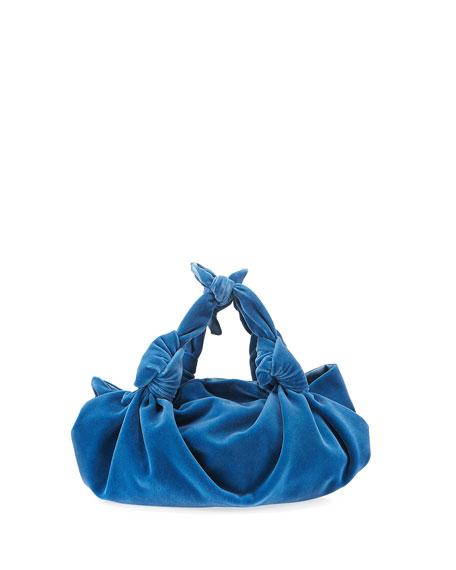 La Ligne Ascot Mini-sac - Bleu Prix Pas Cher À Bas Prix Sortie D'usine De Vente En Ligne Payer Avec Visa oiShJE