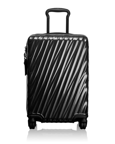 Black International Carry-On
