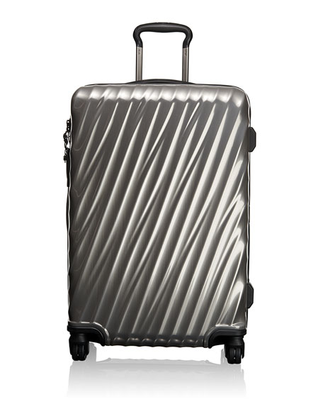 Silver Short-Trip Packing Case Luggage