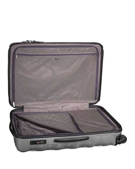 Silver Extended-Trip Packing Case Luggage