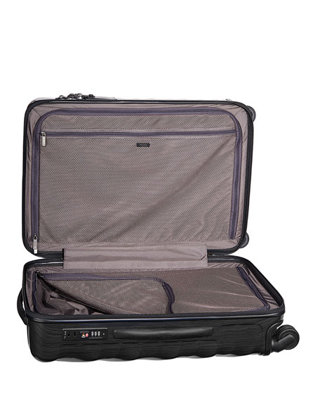 Black Short-Trip Packing Case Luggage