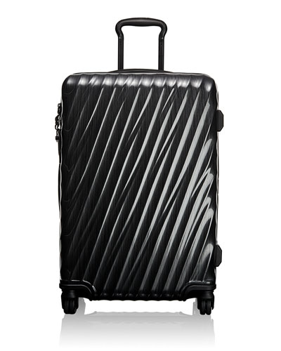 Black Short-Trip Packing Case