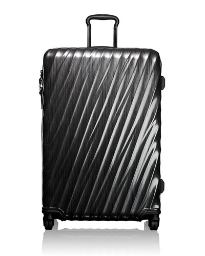 Black Extended-Trip Packing Case