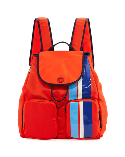 Soft Nylon Sport Backpack