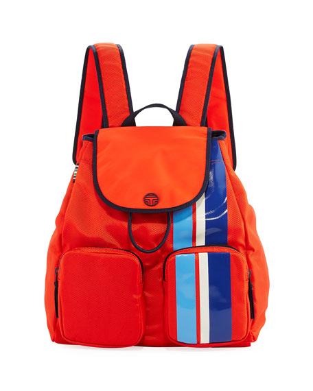 Tory Sport Soft Nylon Sport Backpack