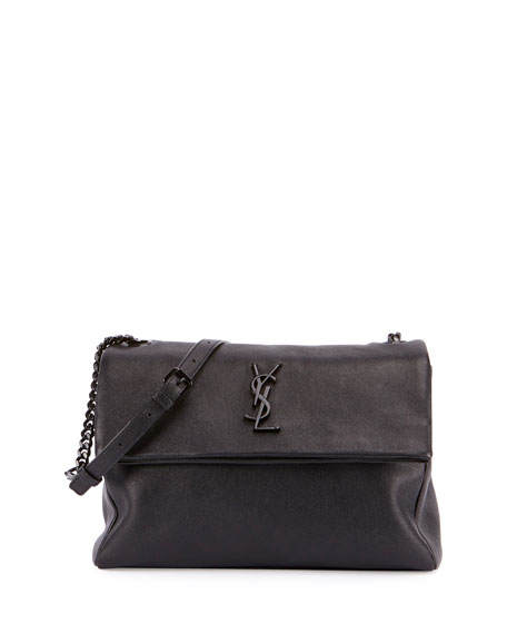 Saint Laurent West Hollywood Monogram Shoulder Bag