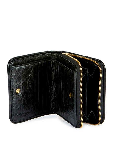 Blanket Billfold Billfold Wallet, Black