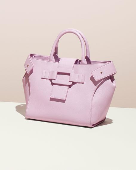 Pilgrim de Jour Medium Tote Bag, Pink