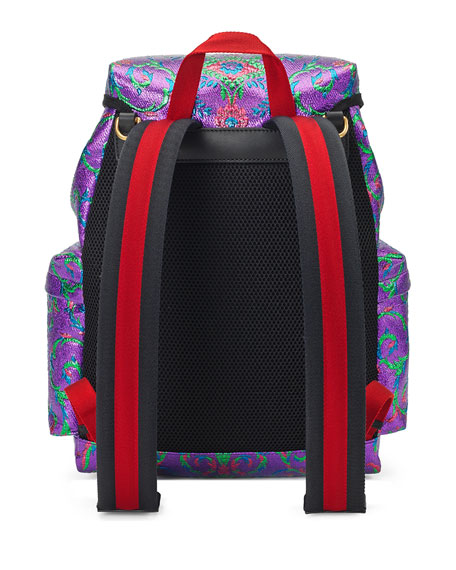Techpack Brocade Backpack, Multi
