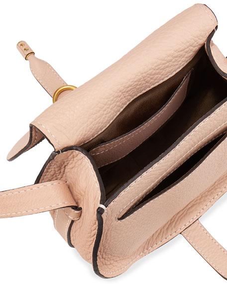 Marcie Small Satchel Bag, Neutral