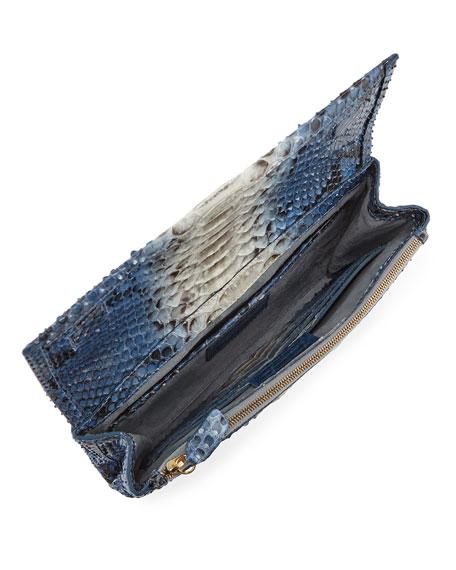 Gotham Python Clutch Bag