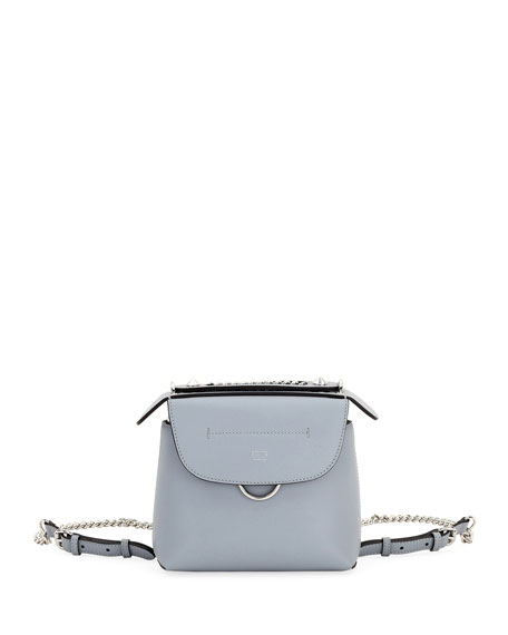 Fendi Back To School Mini Backpack/Crossbody Bag