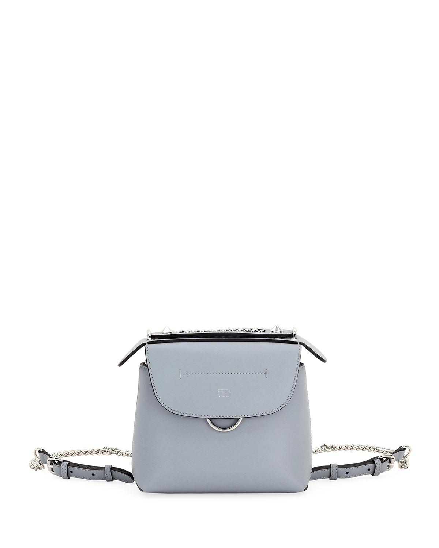 8f08f9a0cd4b Fendi Back To School Mini Backpack Crossbody Bag