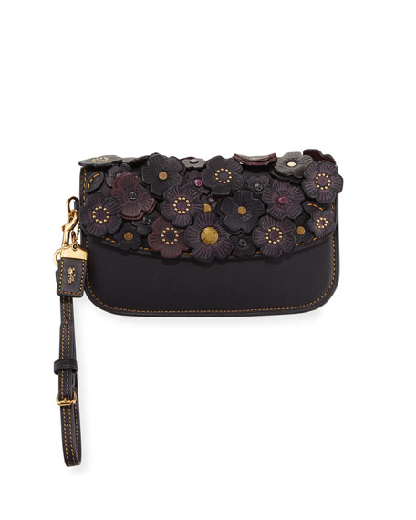 Coach 1941 Small Tea Rose Clutch Bag