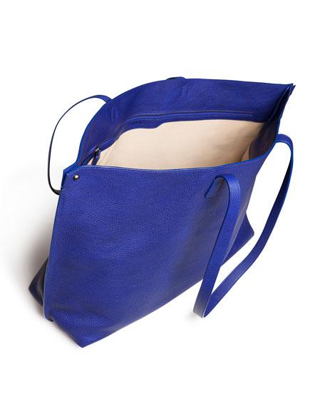 Ai Medium Leather Shoulder Bag