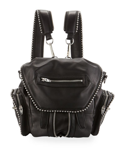 Marti Mini Ball Studded Backpack