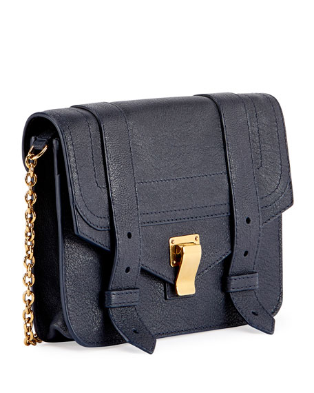 PS1 Wallet On A Chain Bag, Navy