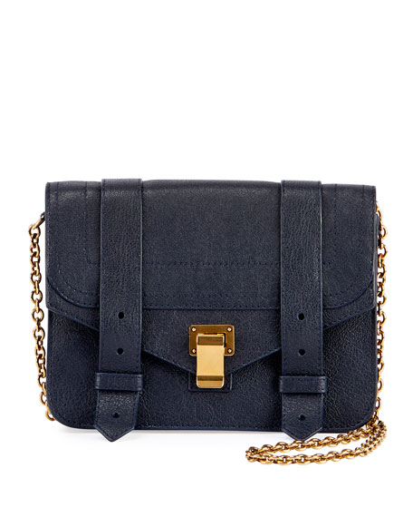 Proenza Schouler PS1 Wallet On A Chain Bag,