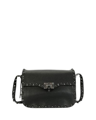 3887efc1db Valentino Handbags   Rockstud Bags at Neiman Marcus