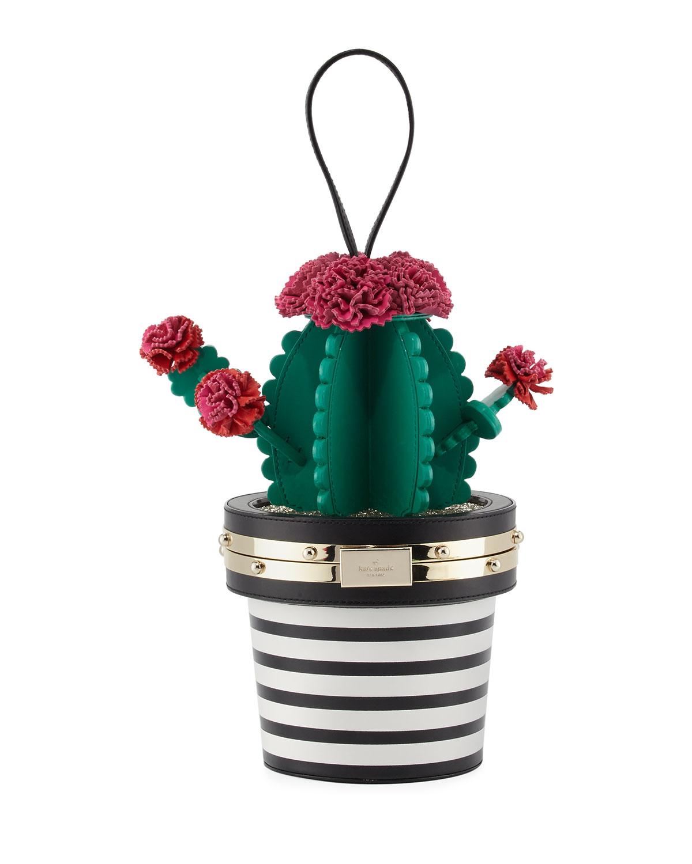 kate spade new york scenic route cactus wristlet clutch bag, multi ...