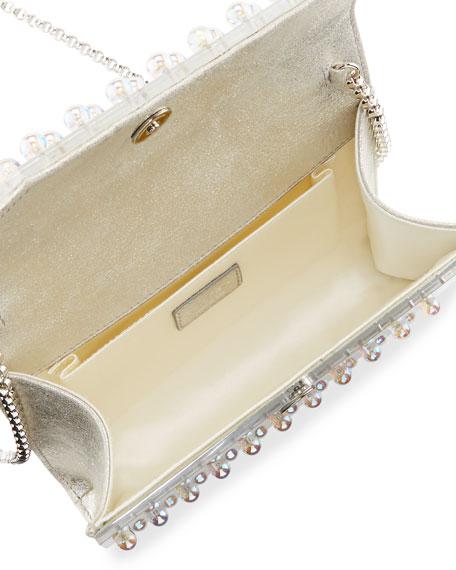 Candy Glitter Acrylic Clutch Bag