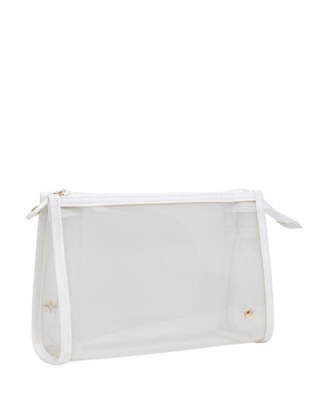 Medium Zip Cosmetics Bag