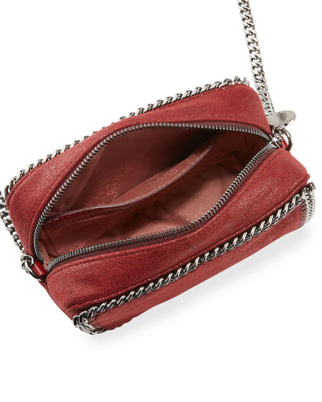 Falabella Whipstitch Camera Crossbody Bag