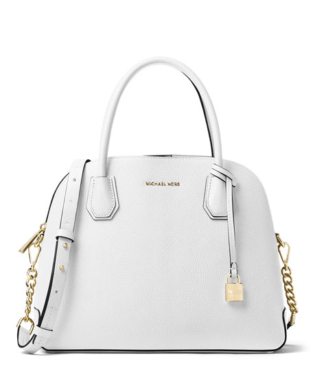 MICHAEL Michael Kors Mercer Large Dome Satchel Bag