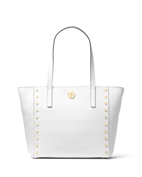 MICHAEL Michael Kors Rivington Medium Studded Tote Bag,