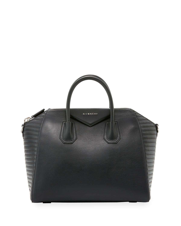 GivenchyAntigona Medium Studded Satchel Bag cc5368e0e906e