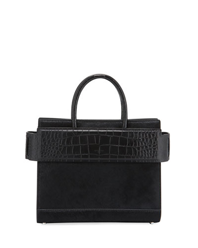 Horizon Small Calf Hair Tote Bag
