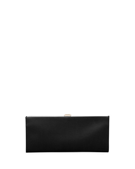 Pilgrim Small Boudoir Clutch Bag, Black