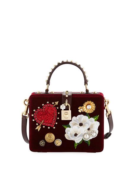 Dolce & Gabbana Dolce Heart & Flower Shoulder