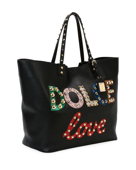 "Beatrice ""Dolce Love"" Tote Bag"