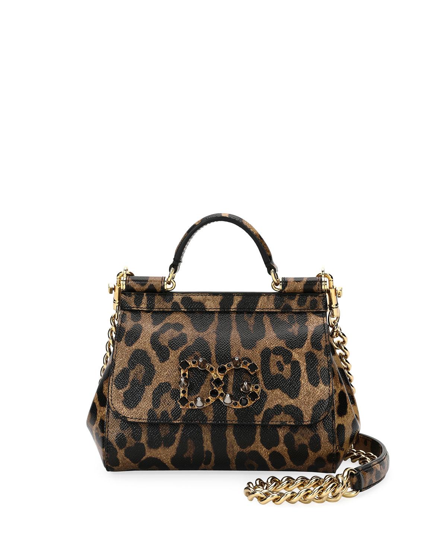 bf8bc69fb3 Dolce   Gabbana Sicily Mini Shoulder Bag