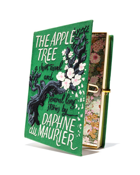 The Apple Tree Book Clutch Bag