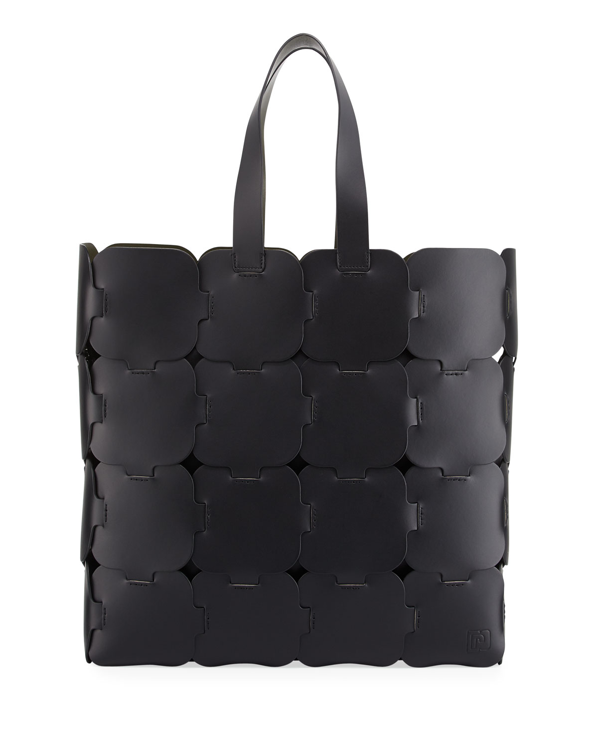 3f4993f2b342 Quick Look. Paco Rabanne · Cabas Large Leather Tote Bag