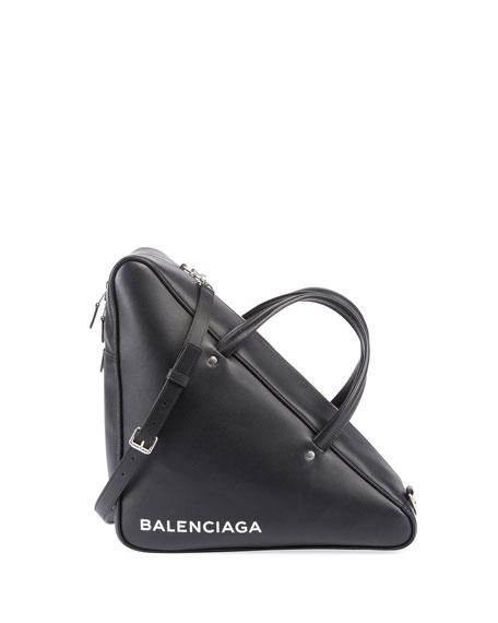 Balenciaga Triangle Duffle Medium AJ Bag, Black