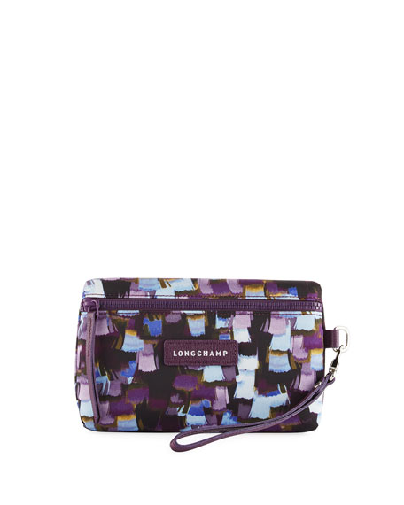 Longchamp Le Pliage Neo Vibration Cosmetics Bag, Deep