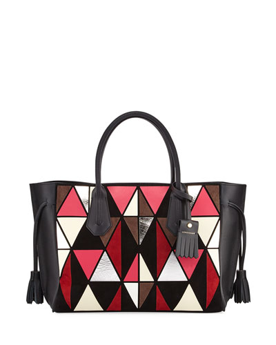 Penelope Arty Medium Tote Bag