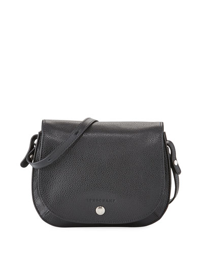 Le Foulonne Small Leather Cross Body Bag