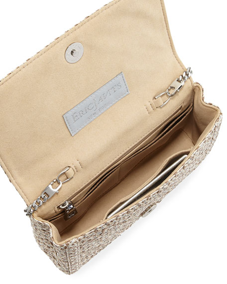 Devina Embellished Small Clutch Bag