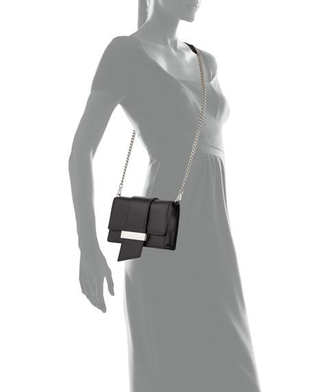 Small Metal Ribbon Bag