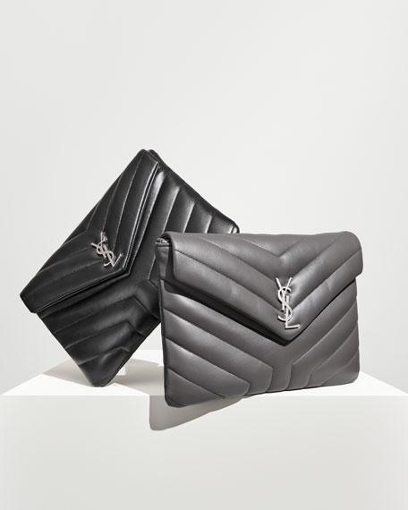 Loulou Mini Monogram Crossbody Bag