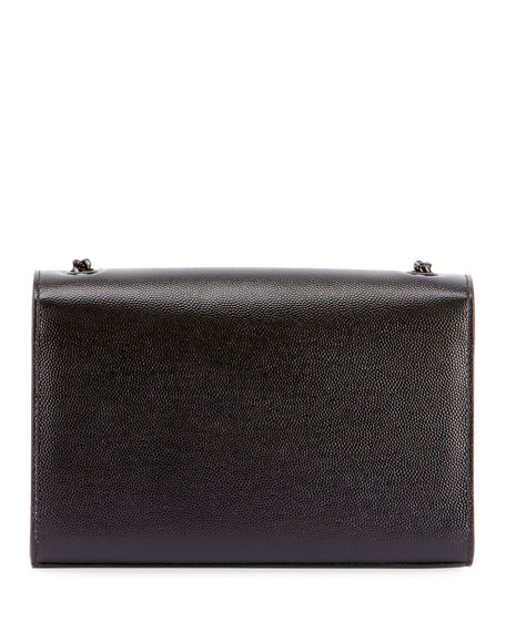 Kate Monogram Grain Leather Small Chain Shoulder Bag